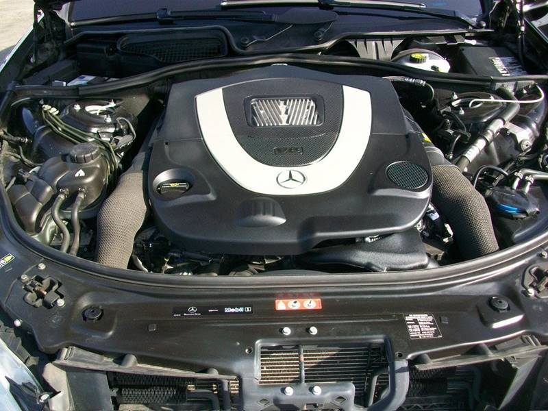 2007 Mercedes-Benz S-Class AWD S 550 4MATIC 4dr Sedan - Wakefield Ma MA