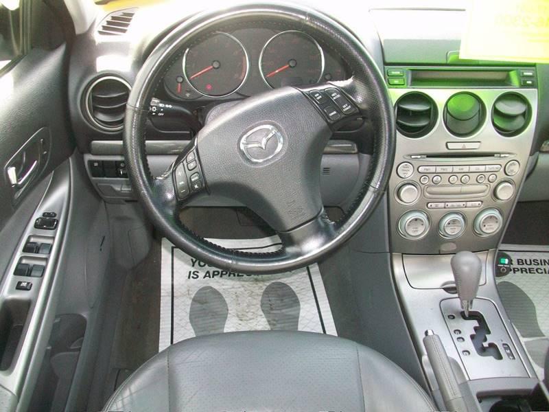 2004 Mazda MAZDA6 s 4dr Sport Wagon - Wakefield Ma MA