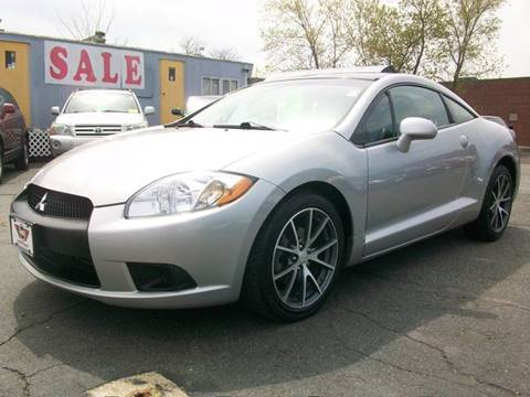 2012 Mitsubishi Eclipse for sale in Wakefield Ma, MA