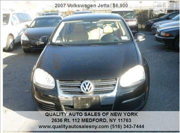2007 Volkswagen Jetta for sale in Medford, NY