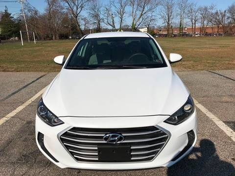 2017 Hyundai Elantra for sale in Medford, NY
