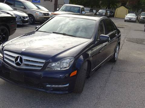 2012 Mercedes-Benz C-Class for sale in Medford, NY