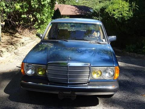 1982 Mercedes Benz 240 Class For Sale In Medford, NY