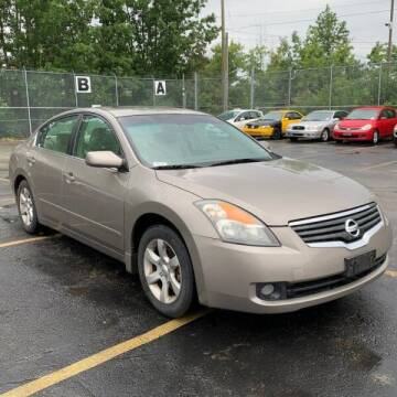2008 Nissan Altima for sale at QUALITY AUTO SALES OF NEW YORK in Medford NY