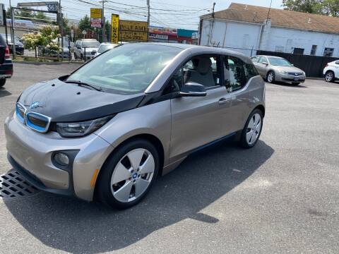 2015 BMW i3 for sale at QUALITY AUTO SALES OF NEW YORK in Medford NY