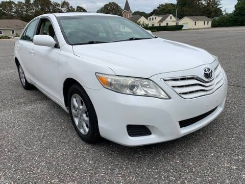 2011 Toyota Camry for sale at QUALITY AUTO SALES OF NEW YORK in Medford NY