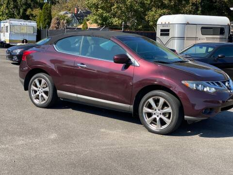 2014 Nissan Murano CrossCabriolet for sale at QUALITY AUTO SALES OF NEW YORK in Medford NY