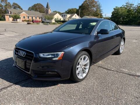 2013 Audi A5 for sale at QUALITY AUTO SALES OF NEW YORK in Medford NY