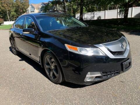 2010 Acura TL for sale at QUALITY AUTO SALES OF NEW YORK in Medford NY
