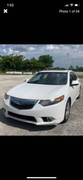 2014 Acura TSX for sale at QUALITY AUTO SALES OF NEW YORK in Medford NY