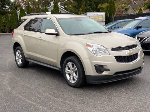 2014 Chevrolet Equinox for sale at QUALITY AUTO SALES OF NEW YORK in Medford NY