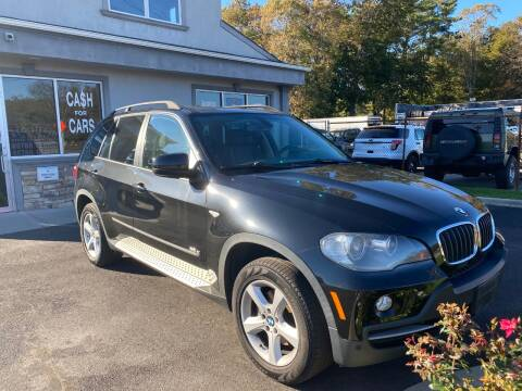 2007 BMW X5 for sale at QUALITY AUTO SALES OF NEW YORK in Medford NY