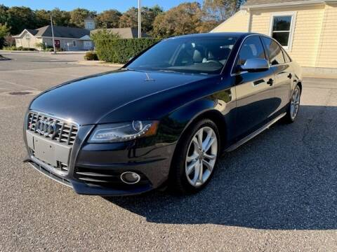 2012 Audi S4 for sale at QUALITY AUTO SALES OF NEW YORK in Medford NY