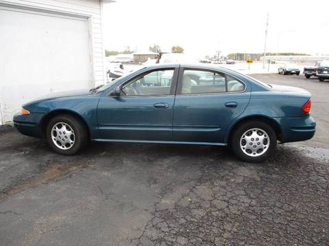 2003 Oldsmobile Alero for sale in Spencer, WI