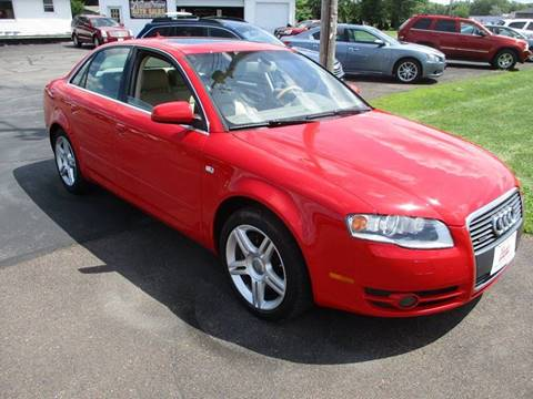 2007 Audi A4 for sale in Spencer, WI