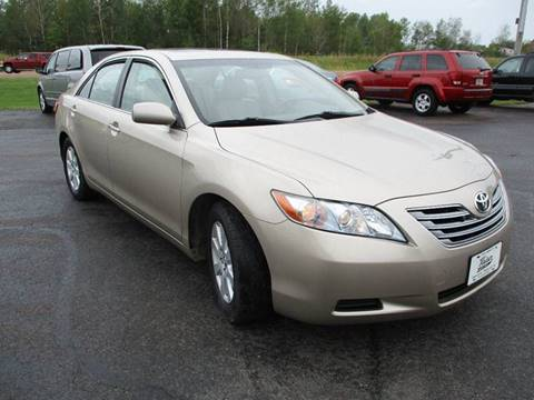 2007 Toyota Camry Hybrid for sale in Spencer, WI