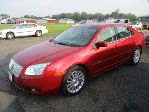 2008 Mercury Milan for sale in Spencer, WI