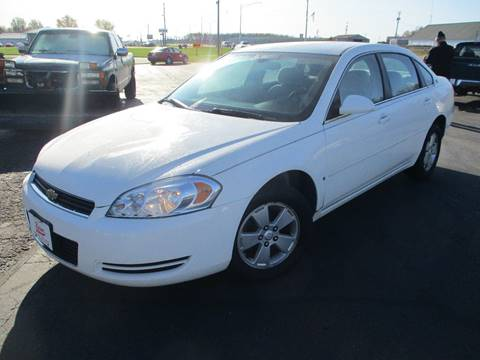 2007 Chevrolet Impala for sale in Spencer, WI