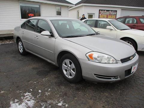 2006 Chevrolet Impala for sale in Spencer, WI