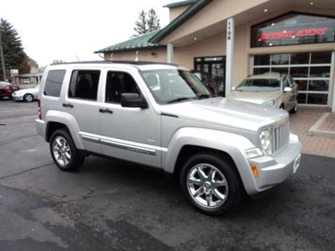 2012 Jeep Liberty for sale in Greenwich, NY