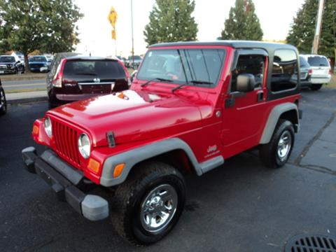 2005 Jeep Wrangler for sale in Greenwich, NY