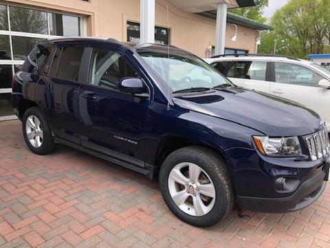 2016 Jeep Compass for sale in Greenwich, NY