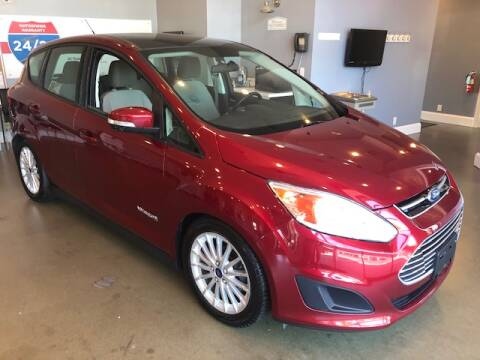 2013 Ford C-MAX Hybrid for sale at BATTENKILL MOTORS in Greenwich NY