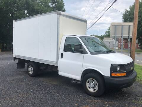 2015 Chevrolet Express Cutaway for sale at BATTENKILL MOTORS in Greenwich NY