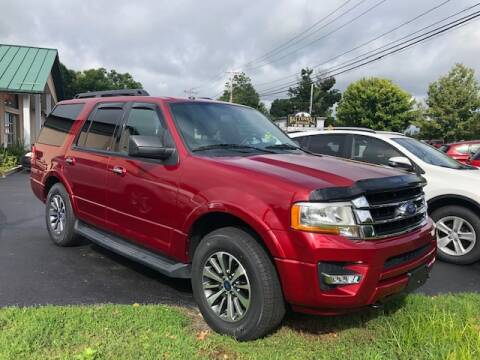 2015 Ford Expedition for sale at BATTENKILL MOTORS in Greenwich NY