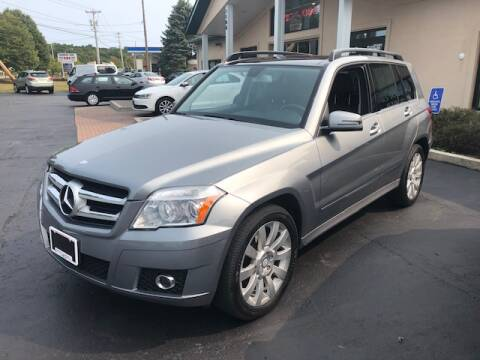 2011 Mercedes-Benz GLK for sale at BATTENKILL MOTORS in Greenwich NY