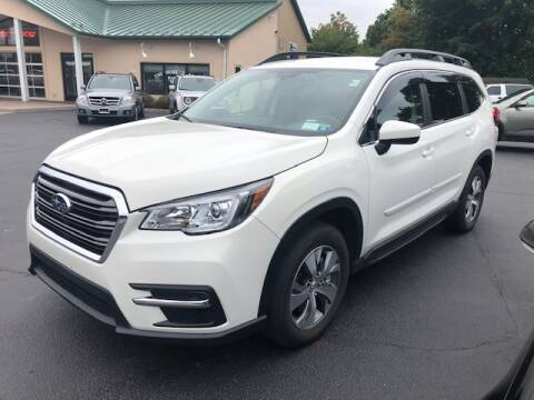 2019 Subaru Ascent for sale at BATTENKILL MOTORS in Greenwich NY