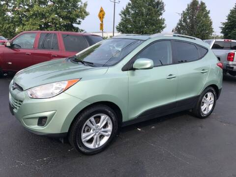 2010 Hyundai Tucson for sale at BATTENKILL MOTORS in Greenwich NY