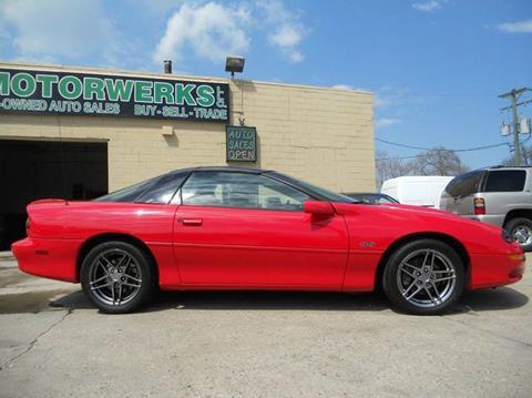 2001 Chevrolet Camaro for sale in Eastpointe, MI