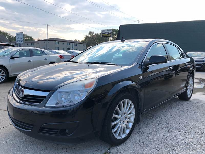 2009 Saturn Aura XR V6 4dr Sedan In Eastpointe MI - MLD