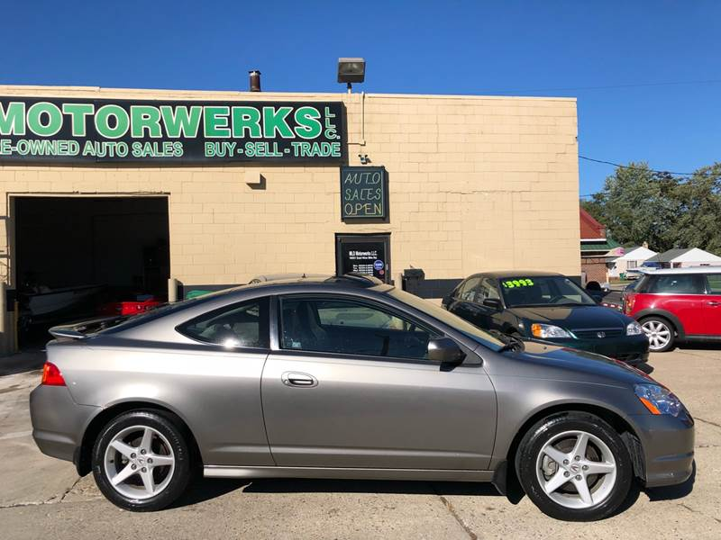 Acura Rsx TypeS Dr Hatchback In Eastpointe MI MLD - 2004 acura rsx for sale