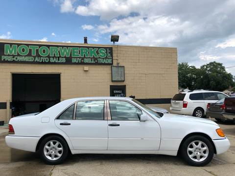 1993 Mercedes-Benz 400-Class for sale in Eastpointe, MI