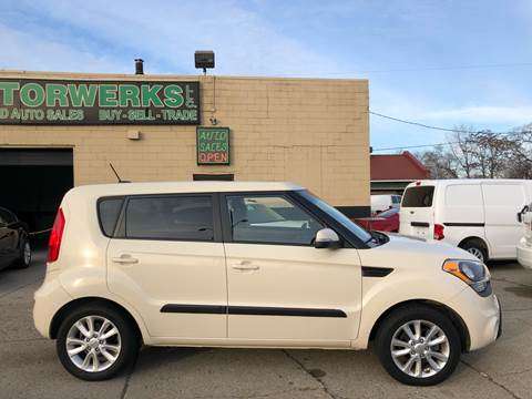 2013 Kia Soul ! for sale at MLD Motorwerks Pre-Owned Auto Sales - MLD Motorwerks, LLC in Eastpointe MI