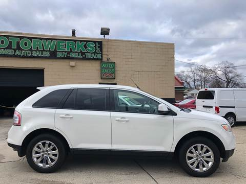 2009 Ford Edge SEL for sale at MLD Motorwerks Pre-Owned Auto Sales - MLD Motorwerks, LLC in Eastpointe MI