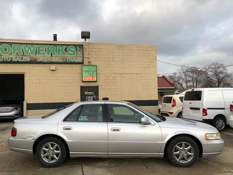 2002 Cadillac Seville SLS for sale at MLD Motorwerks Pre-Owned Auto Sales - MLD Motorwerks, LLC in Eastpointe MI