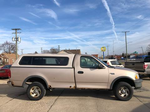 1997 Ford F-150 XL for sale at MLD Motorwerks Pre-Owned Auto Sales - MLD Motorwerks, LLC in Eastpointe MI
