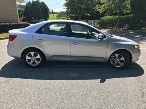 2010 Kia Forte for sale at Paramount Autosport in Kennesaw GA