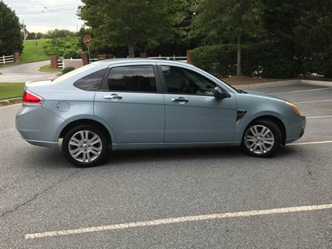 2009 Ford Focus for sale at Paramount Autosport in Kennesaw GA