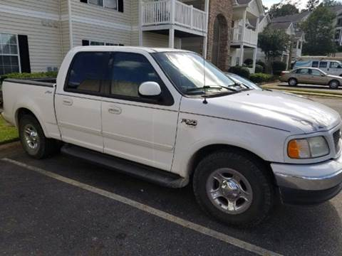 2001 Ford F-150 for sale at Paramount Autosport in Kennesaw GA