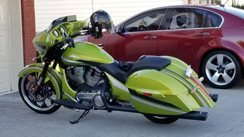 2015 Victory Magnum for sale at Paramount Autosport in Kennesaw GA