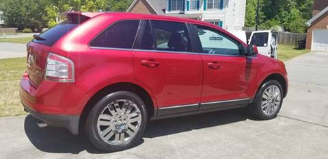 2010 Ford Edge for sale at Paramount Autosport in Kennesaw GA