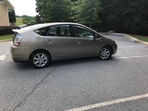 2007 Toyota Prius for sale at Paramount Autosport in Kennesaw GA