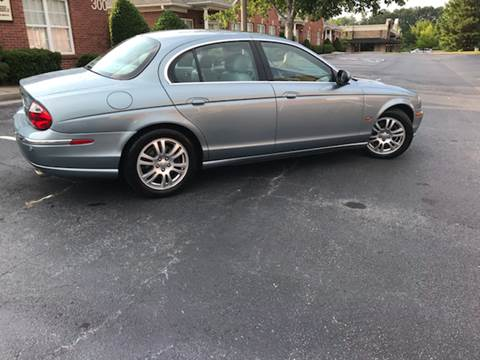 2004 Jaguar S-Type for sale at Paramount Autosport in Kennesaw GA