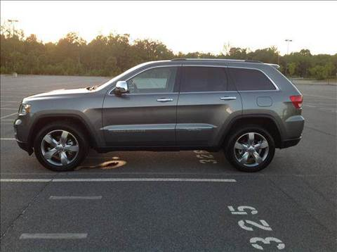 2011 Jeep Grand Cherokee for sale at Paramount Autosport in Kennesaw GA
