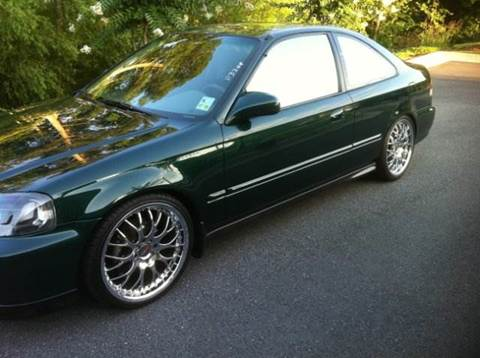2000 Honda Civic for sale at Paramount Autosport in Kennesaw GA