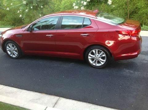 2013 Kia Optima for sale at Paramount Autosport in Kennesaw GA